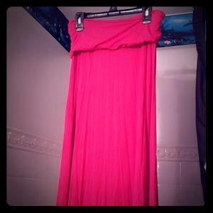 Maxi Convertible dress by MUDD